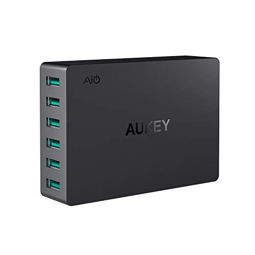 AUKEY USB Caricabatteria da Muro (B1)