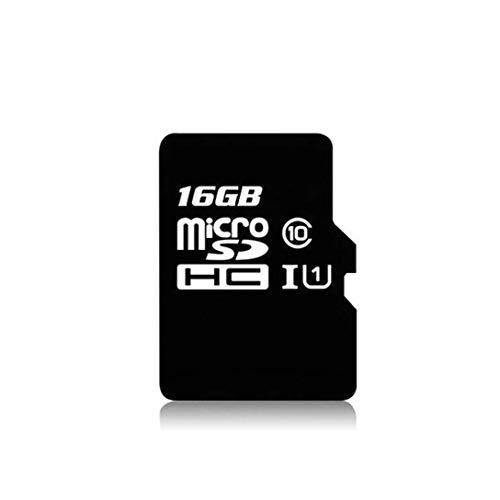 IOIOA Micro SD-Karte Klasse 10 U1 Microsdhc-Karte Microsd-Speicherkarte für Tablet/Smartphone (8 GB / 16 GB / 32 GB / 64 GB),16GB,2pack (2 64 Gb Micro Sd-karte)