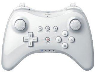 Preisvergleich Produktbild Wireless Controller Wii U Pro Weiß