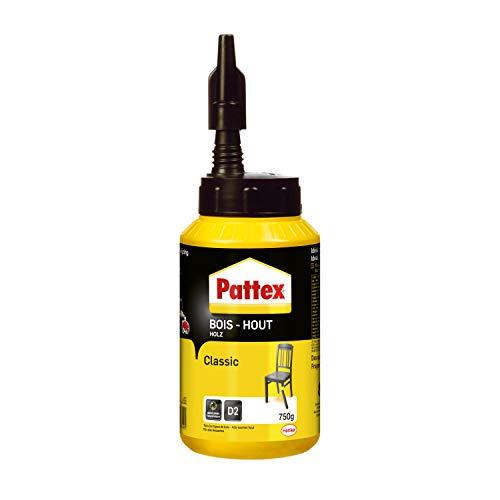 Pattex - legno classico, biberon, capienza 750 grammi