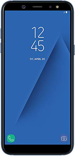 Samsung Galaxy A6 (Blue, 4GB RAM, 32GB Storage) with Offers