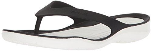 crocs Women's Swiftwater Flip W Sport Sandal