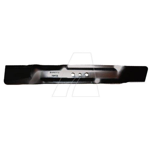53,3 cm Mulchmesser für Aufsitzmäher und RasentraktorenLänge [mm]: 533ZB: 9,5AL: 12,3AB: 50,8Ausführung: MulchmesserLoch- Ø [mm]: Stück je VE: Leitnummer: -