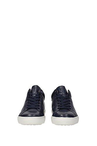 XXM0UN0K830DVRU820 Tod's Sneakers Uomo Pelle Blu Blu