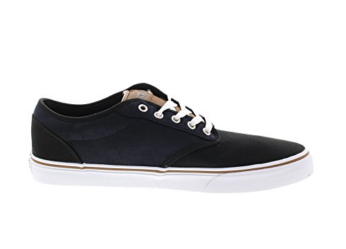 Vans Mn Atwood, Sneakers Basses Homme CL black check