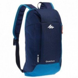 Quechua Lightweight 10 Litres Blue Hiking Backpack  available at amazon for Rs.349