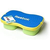 Reebok EasyTone Step - Steps de aerobic para fitness, color azul, talla 42 x 18 x 68 cm