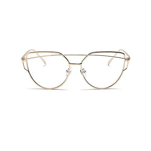 Blaulichtfiltergläser, UV-Schutz und Computer/TV Schutz vor elektromagnetischer Strahlung Reduzieren Sie die Brille der Augengläser-3