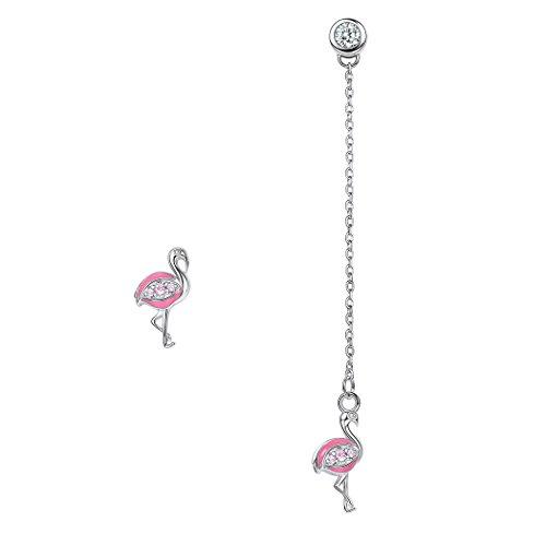 flamingo-asimmetrico-orecchini-pendenti-orecchini-gioielli-in-argento-sterling-925-cute-animal-bird-
