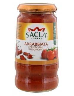 Sacla Italia - Pastasauce Arrabbiata - 400ml/420g