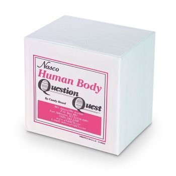Nasco Human Body Question Quest Card Set