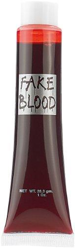 schend echtes Kunstblut, 30 ml (Fake Blut) (Realistische Zombie Masken)