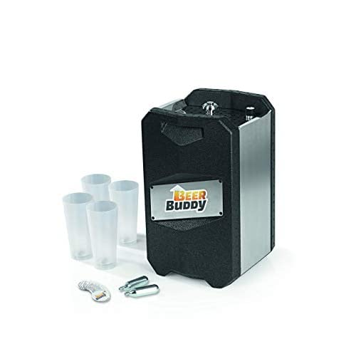 Beer Buddy Version 2.0 latest version. Bottoms Up Beer Tap for 5 Litre Party Barrels