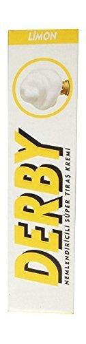 Derby Moisturising Super Shaving Cream Lemon 100g by Derby