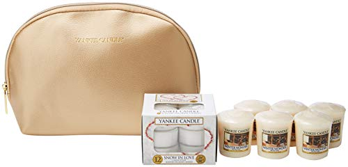 YANKEE CANDLE Trousse de Toilette, Beige, Medium