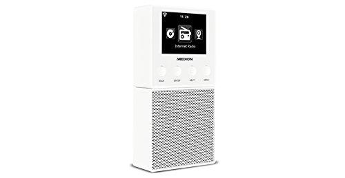 MEDION Internet Steckdosenradio - 2