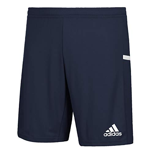 adidas Herren T19 KN SHO M Shorts, Team Navy Blue/White, M