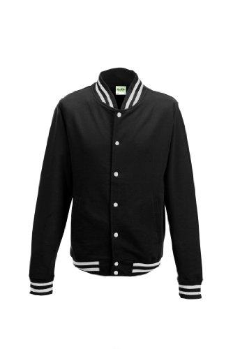 AWDis College Jacket Compatible Smartphone Noir - Noir profond