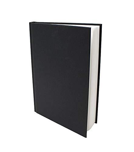 Artway Studio - Skizzenbuch mit festem Einband - säurefreies Papier - Hardcover - Hochformat - 46 Blatt mit 170 g/m² - A5 Hochformat - 210 x 148 mm Premium-foto-studio