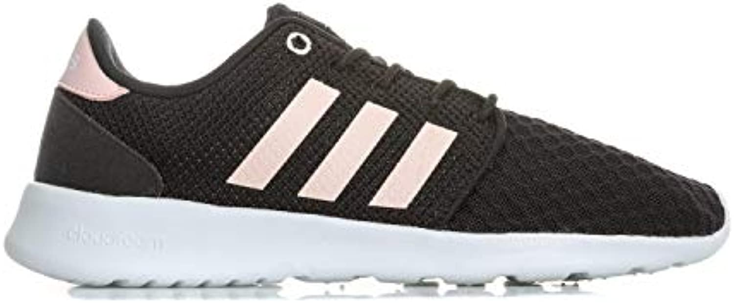 adidas womens trainer pink and black