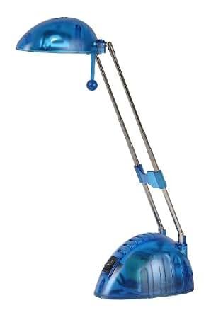 Lucide 12651/21/35 Joyce Lampe de Bureau 12V/20 W Bleu