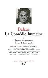 Balzac : La comédie humaine, tome 10