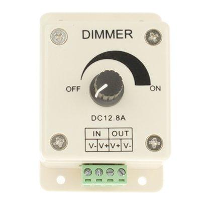 Light Controller, Contrôleur de gradateur LED à une seule voie