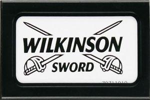 5 WìIkinson Sword (Germany) blades (1 pack) + 1 Free Silver Star bIade from WìIkinson