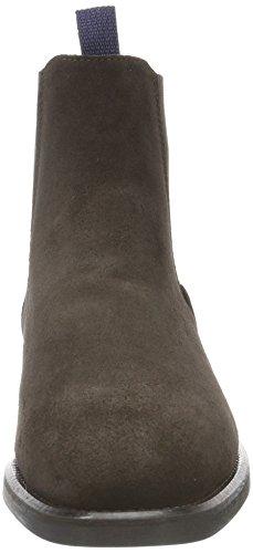 GANT Damen Jennifer Chelsea Boots Braun (Dark brown G46)