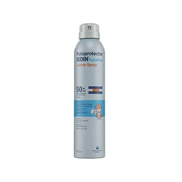 Isdin – Fotoprotector Pediatrics Lotion Spray Isdin 50+ 200ml