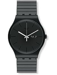 Swatch Unisex Erwachsene-Armbanduhr SUOB708A