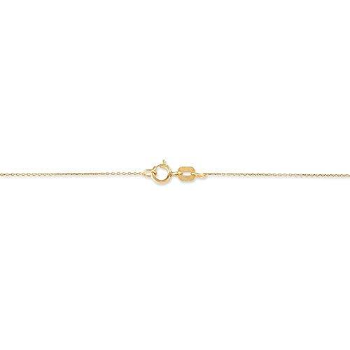 HISTOIRE D'OR - Collier Or C?urs Perle de Culture 40cm - Femme - Or jaune 375/1000