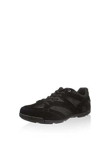 Geox U Cart T, Chaussures Homme Noir
