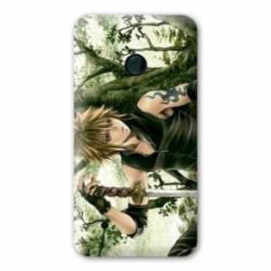 Coque Nokia Lumia 530 Manga - divers - - bois N -