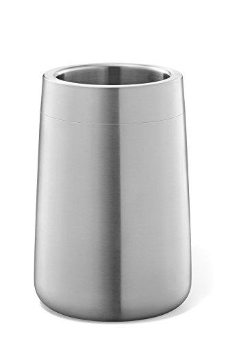 ZACK 20296 'BEVO' Thermo-Flaschenkühler, Edelstahl matt