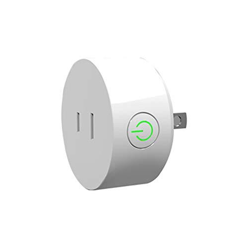 KAR Presa WiFi Smart Plug, Funzione di cronometraggio del Telecomando WiFi con Presa Smart di misurazione