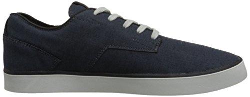 Volcom Govna Shoe Blue Black Bleu