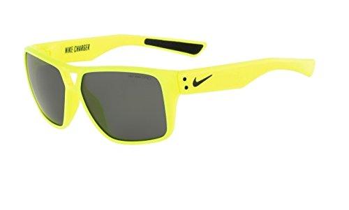 Herren Sonnenbrille Nike Vision Charger volt/black