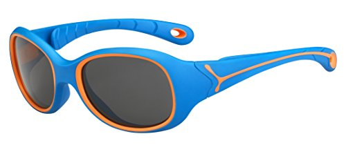 Cébé Kinder Sonnenbrille S'Calibur, Matt Blue Orange, Small, CBSCALI3 Preisvergleich