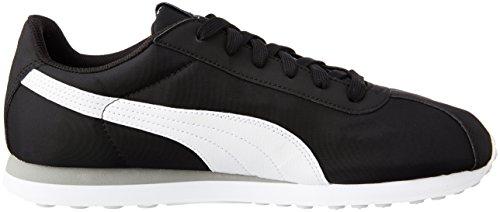 Puma Turin Nl, Baskets Basses Mixte Adulte Noir (Black/White 03)