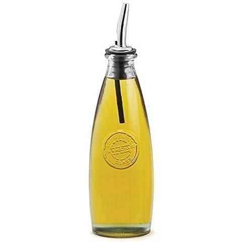 Authentic recyclé&Distributeur de vinaigre/huile 355 ml (12 oz/Huilier