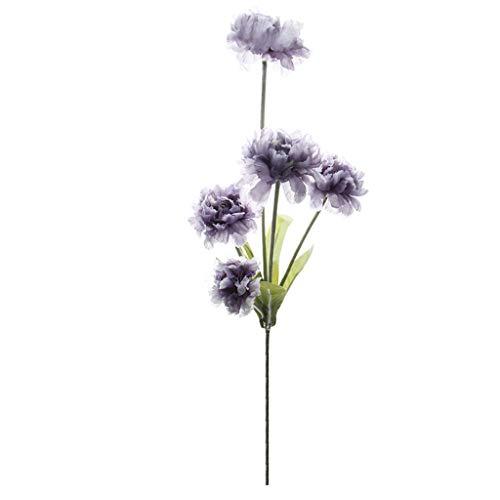 lume, Wohnaccessoires & Dekoration Kunstblumen Kunstblume Nelke Kunstblume Dekoration Brautstrauß Hochzeitsfeier Wohnkultur Blume ()