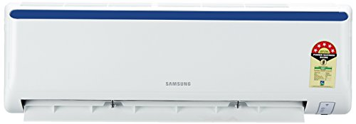 Samsung 1 Ton 5 Star Split AC (AR12MC5JAMC, White)
