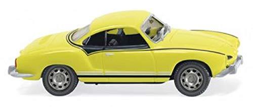 Automobilia Karmann Ghia Tie Pin Vehicle Silver Genuine