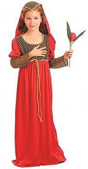 Pams - Costume da Giulietta per bambina