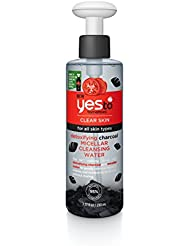 Yes To Tomatoes Detoxifying Charcoal Micellar Cleansing...