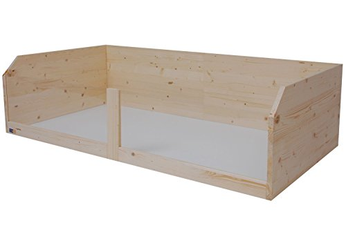 """Käfig """"kleine Pippi"""" Größe: 215 x 74 Fichte - 3"""