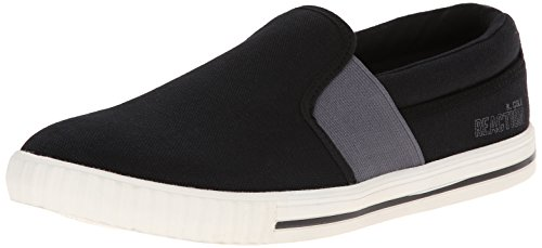 Kenneth Cole Reaction Never Again Uomo US 10 Nero Scarpe ginnastica