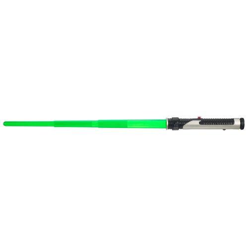 Star Wars Licht & Geräusch Lichtschwert - Qui-Gon Jinn