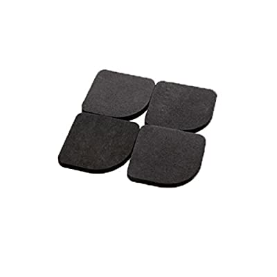 Lalang Anti Vibration Pads for Washer and Dryers, 4pcs Set